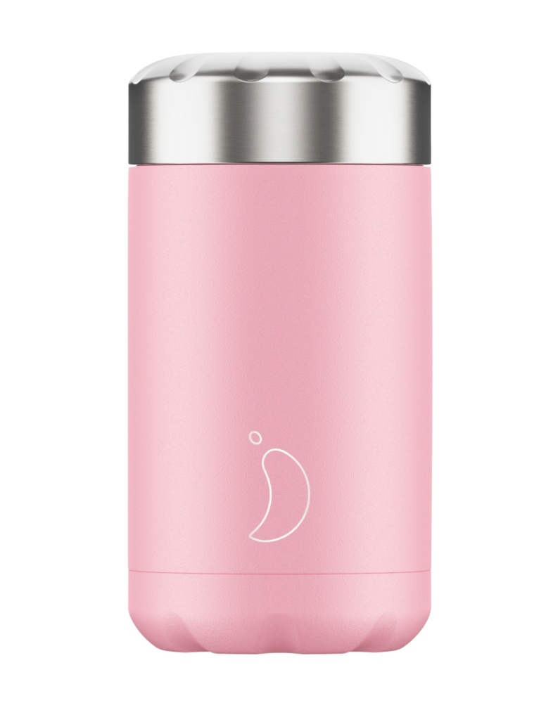 CHILLY'S FOOD POT 500ML - [PASTEL] PINK
