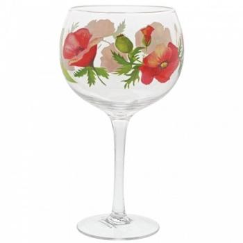 Copa Glass - Poppy