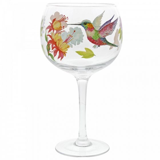 Copa Glass - Hummingbird