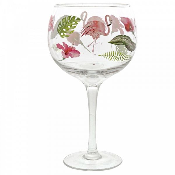 Copa Glass - Flamingo