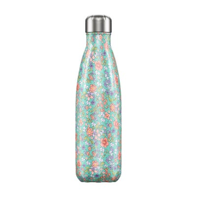CHILLY'S BOTTLE 500ML - [FLORAL) PEONY