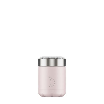 CHILLY'S FOOD POT 300ML - [BLUSH] PINK
