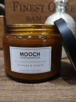MOOCH 3-WICK CANDLE - RHUBARB & GINGER
