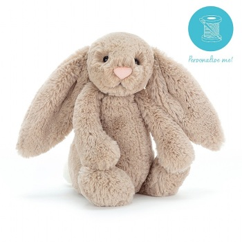 BASHFUL BUNNY BEIGE MEDIUM BAS3B