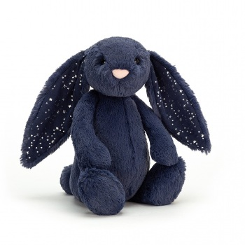 BASHFUL BUNNY STARDUST MEDIUM BAS3SD