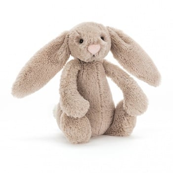 BASHFUL BUNNY BEIGE SMALL BASS6B