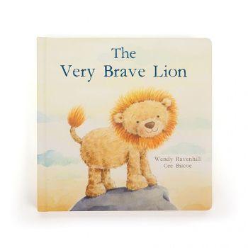 BRAVE LION BOOK BK4BL