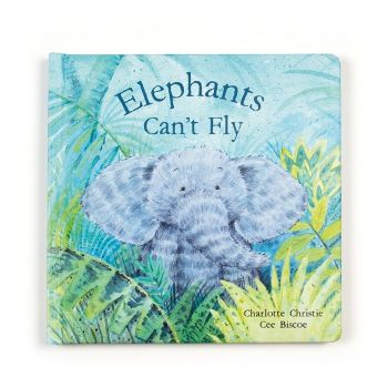 ELEPHANTS CAN'T FLY BOOK BK4ECF