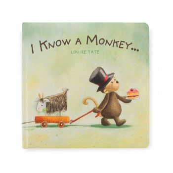 I KNOW A MONKEY BOOK BK4IKM