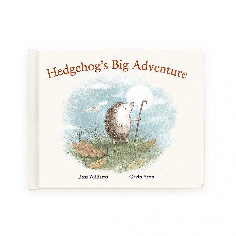 PIPSY HEDGEHOG BOOK BK4HBA