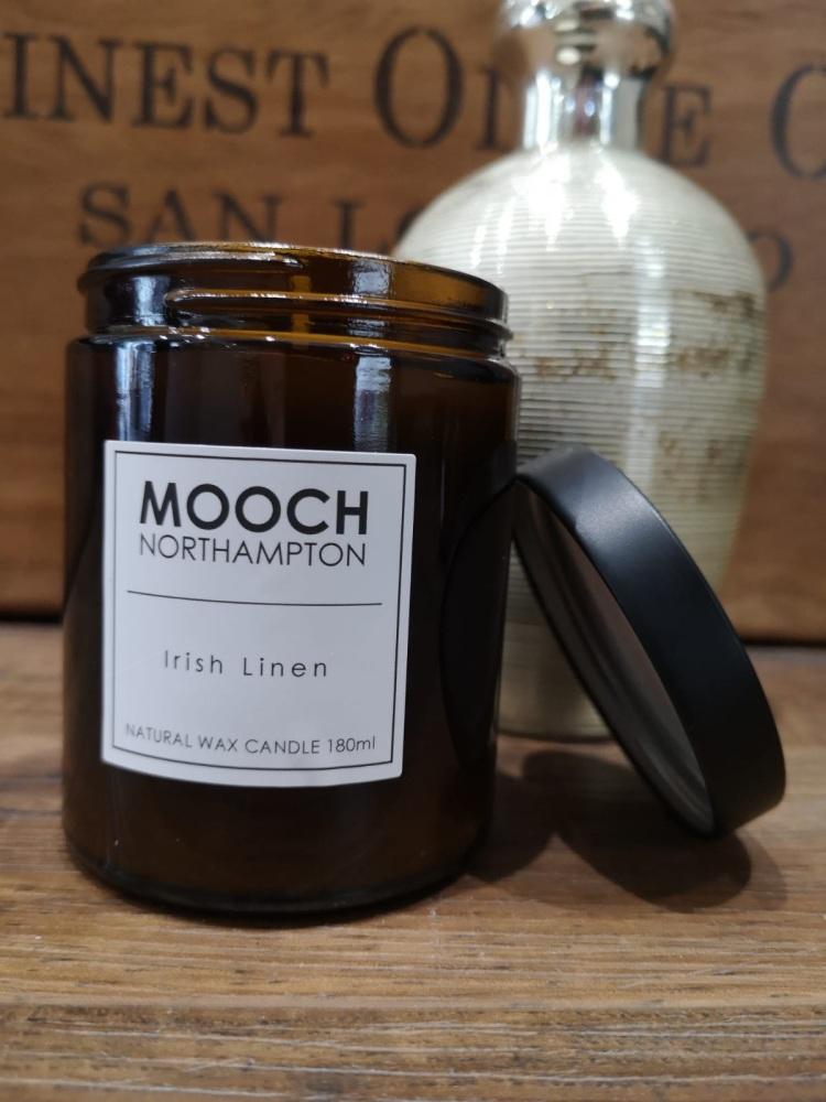MOOCH CANDLE - IRISH LINEN