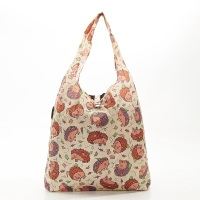 FOLDAWAY SHOPPER - A32 BEIGE HEDGEHOG