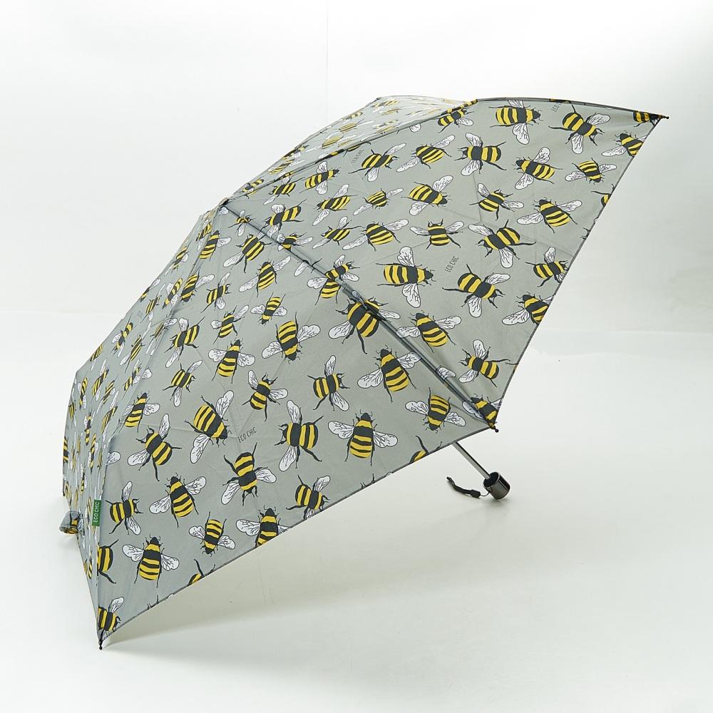 MINI UMBRELLA - K07 GREY BEES
