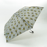 MINI UMBRELLA - K07 GREY BEES