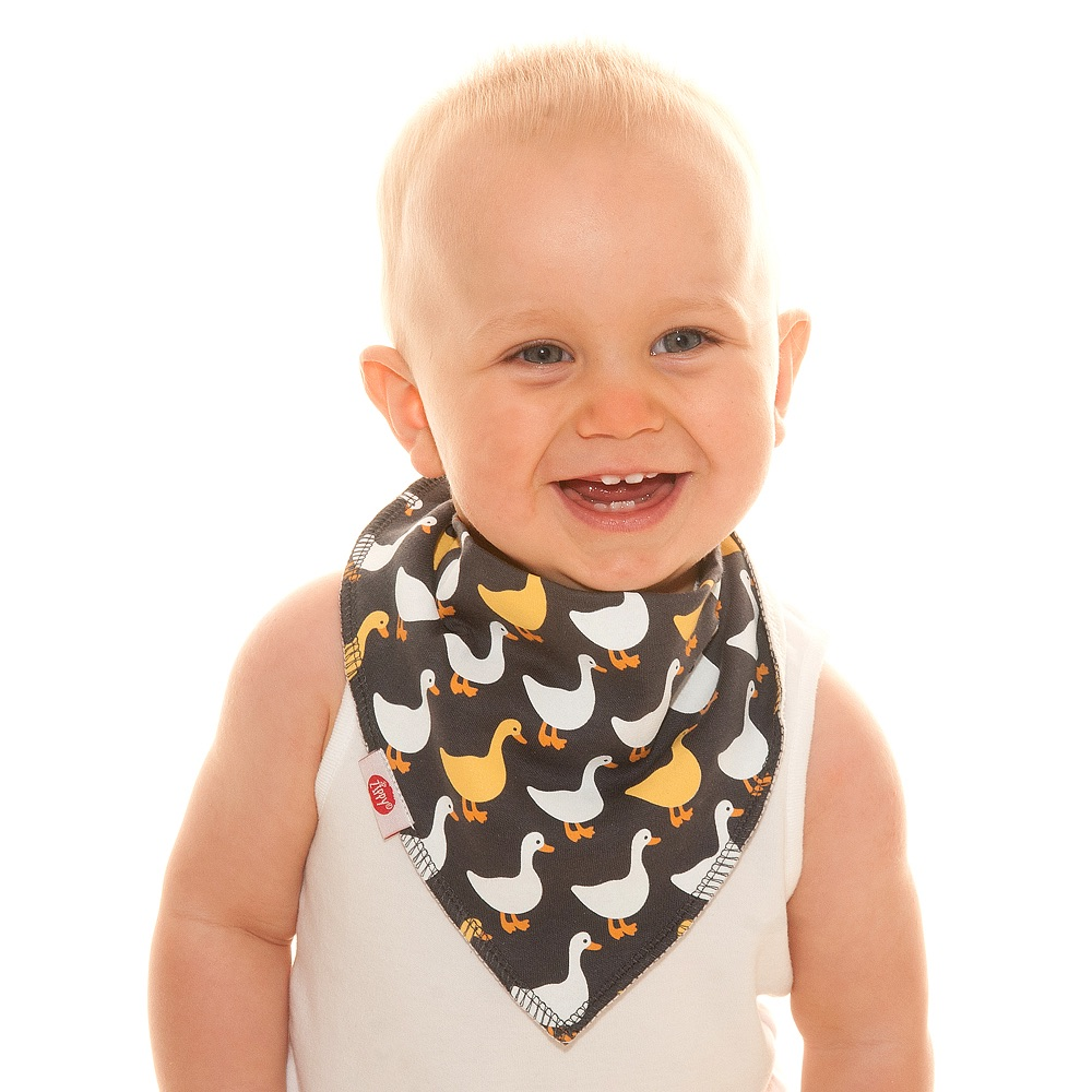 MINI MOOCH - CUTE DRIBBLE BIBS