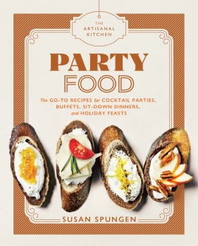 THE ARTISANAL KITCHEN - PARTY FOOD