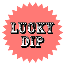 LUCKY DIP - 10 MIXED GREETING CARDS