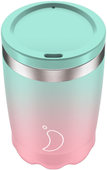 CHILLY'S COFFEE CUP 340ML GRADIENT PASTEL