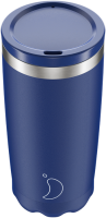 CHILLY'S COFFEE CUP 500ML MATTE BLUE