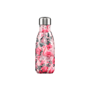 CHILLY'S BOTTLE 260ML - [TROPICAL] FLAMINGO