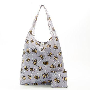 FOLDAWAY SHOPPER - A30 GREY BEES