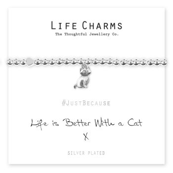 BETTER WITH A CAT LC066B