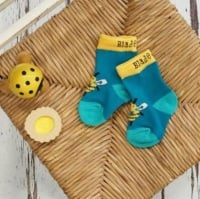 BUZZY BEE SOCKS