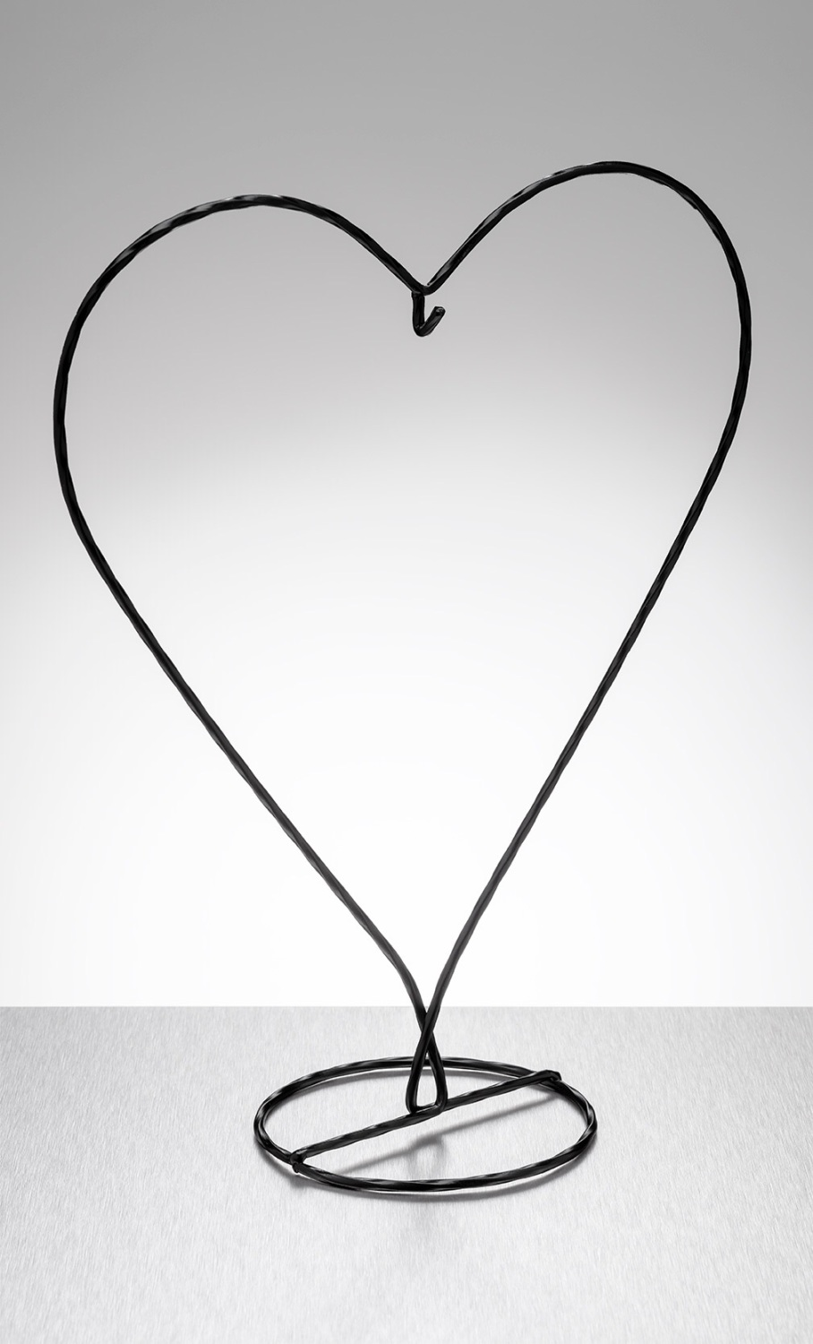 Stand (heart) Black