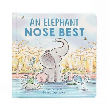 AN ELEPHANT NOSE BEST BOOK BK4ENB