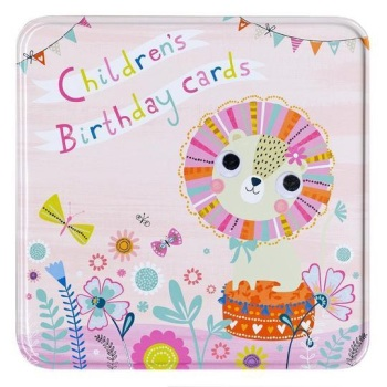 15 NOTELETS IN A TIN - CHILDREN'S BIRTHDAYS - MWT19