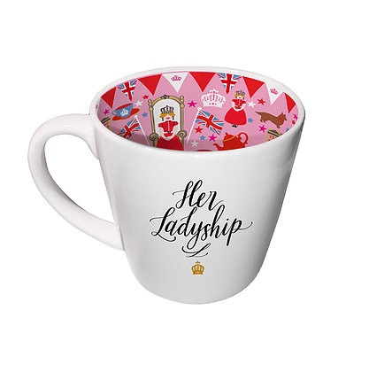 INSIDE OUT MUG -  HER LADYSHIP (ISO164)