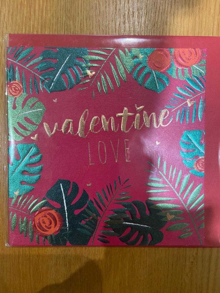 VALENTINE LOVE PNS122