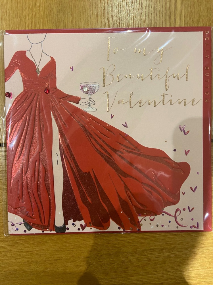 FOR MY BEAUTIFUL VALENTINE OMS122