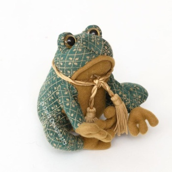 DORA DESIGNS -  PRINCE TOAD DS161