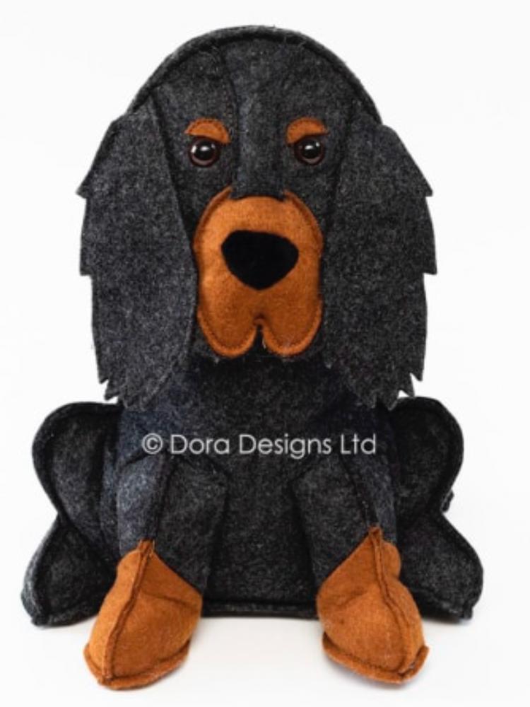 DORA DESIGNS -  ISLAY  GORDON SETTER  DSFT12