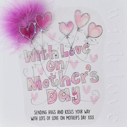 WITH LOVE ON MOTHER'S DAY CNM83