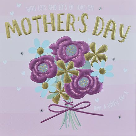 MOTHER'S DAY CARDS (Sunday 14th March 2021)
