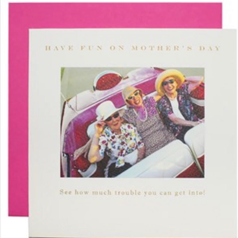 HAVE FUM ON MOTHER'S DAY MM1606