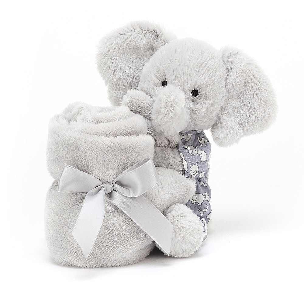 BEDTIME ELEPHANT SOOTHER BTE4S