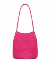 ROSA - LONG STRAP SHOULDER BAG, PINK