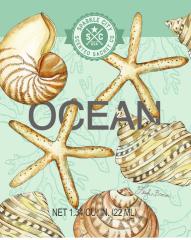 SPARKLE CITY - OCEAN MINI SACHET