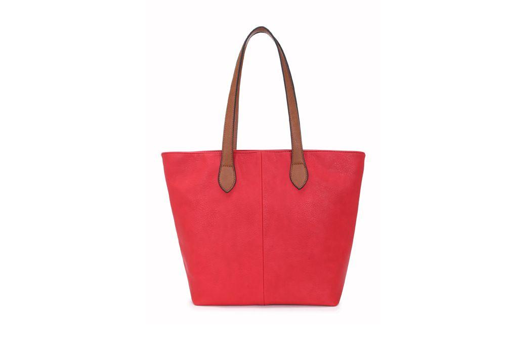 SOHO - LONG STRAP SHOULDER BAG, RED
