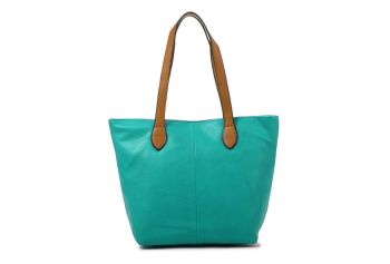 SOHO - LONG STRAP SHOULDER BAG, TEAL