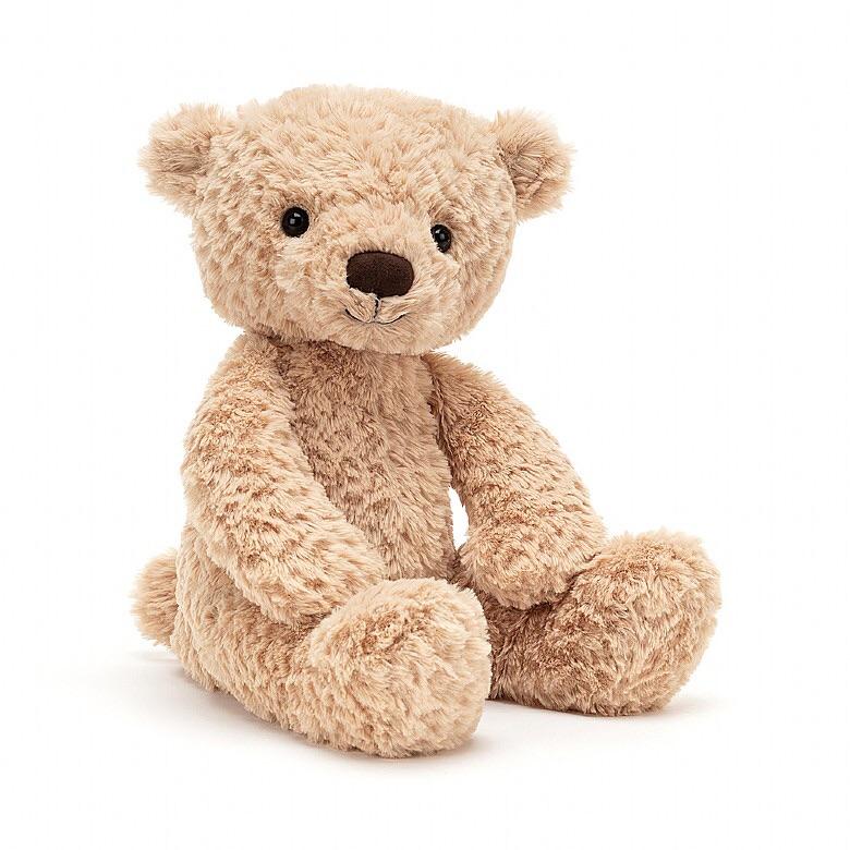 FINLEY BEAR FIN4B