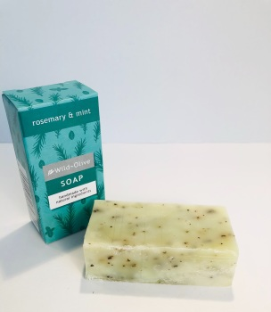 WILD OLIVE - 50G SOAP | ROSEMARY & MINT