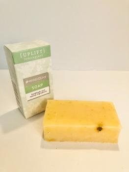 WILD OLIVE - 50G SOAP | UPLIFT [LEMONGRASS]