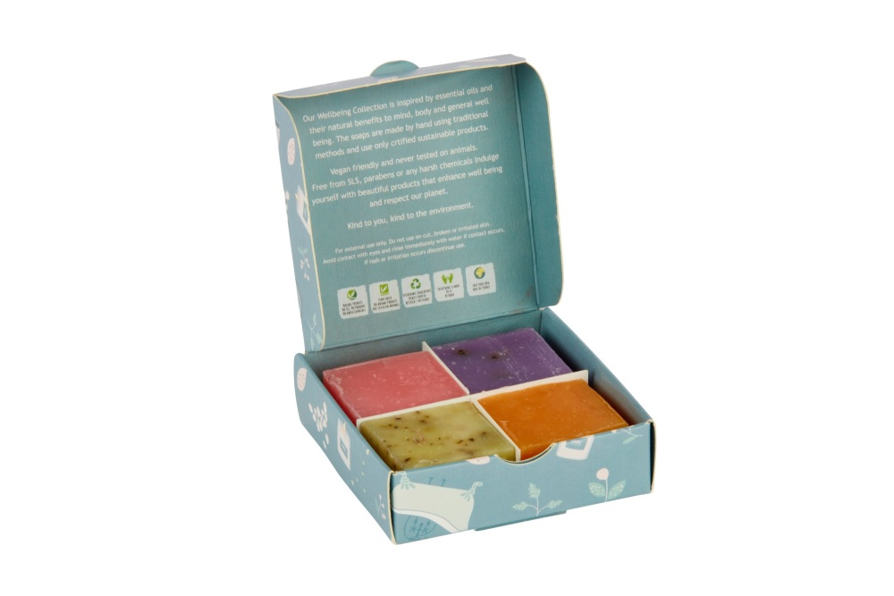 WILD OLIVE - WELLBEING NATURAL SOAP COLLECTION