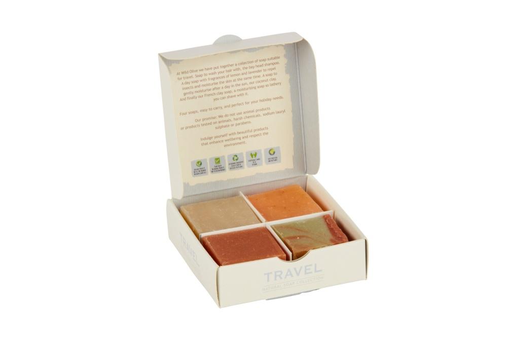 WILD OLIVE - VINTAGE NATURAL SOAP COLLECTION
