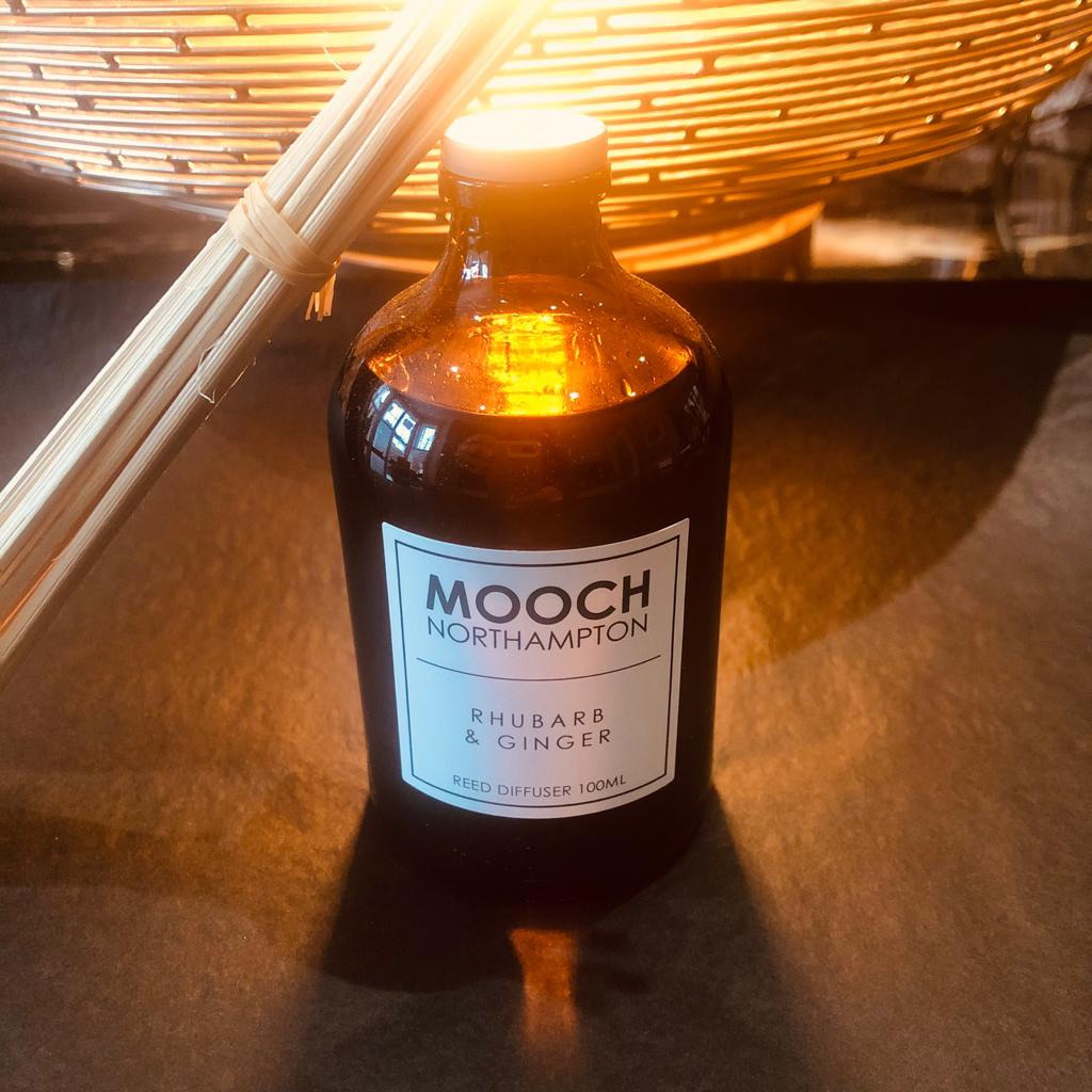 MOOCH ROOM DIFFUSER 100ML - RHUBARB & GINGER