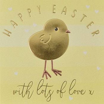HAPPY EASTER - QE55
